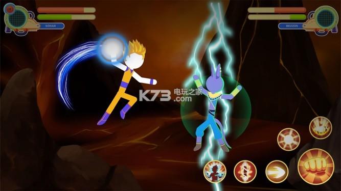 火柴人戰士傳奇之戰 v1.0 游戲下載 截圖