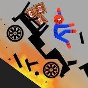 蜘蛛侠布偶拆卸 v1.0 游戏下载