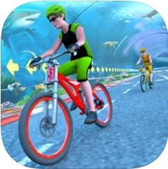 水下快速自行車特技 v1.0 游戲下載