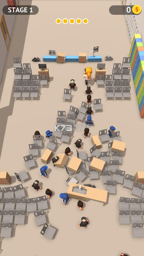 School Rush v1.0 游戲下載 截圖