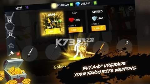刺客武器大师 v1.1.0 游戏下载 截图