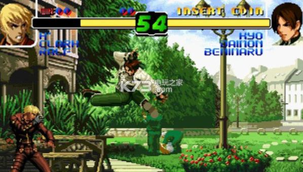 拳皇10周年加强版 v4.5.0 下载 截图