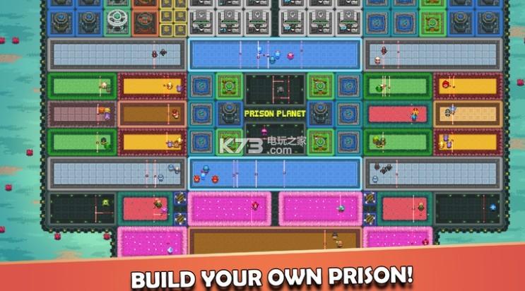 星際監獄 v1.21 游戲下載 截圖