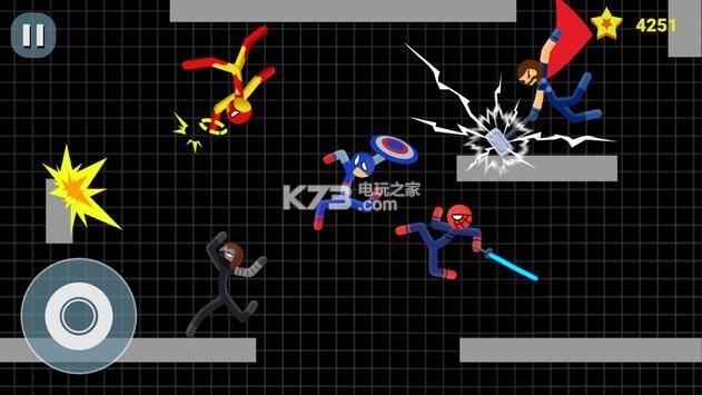 神棍战士 v2 游戏下载 截图