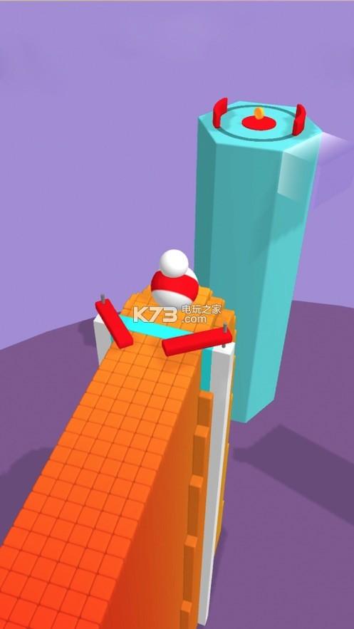 Color Roll 3D v1.0 游戏下载 截图