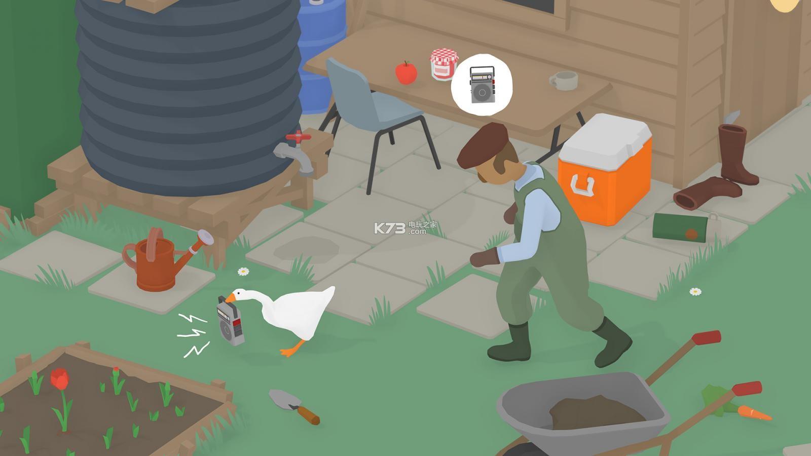 無名大鵝模擬 游戲下載 截圖