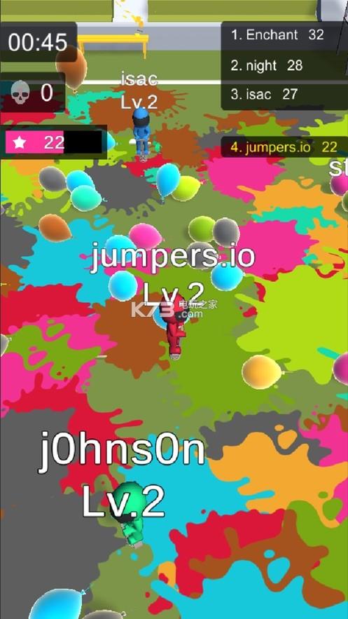 Jumpers.io v1.0 游戲下載 截圖