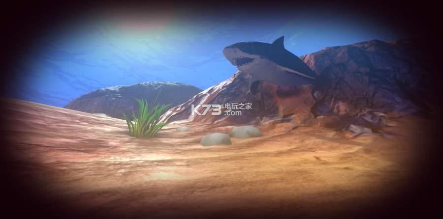 饲料和成长鱼 v1.1 手机版 截图