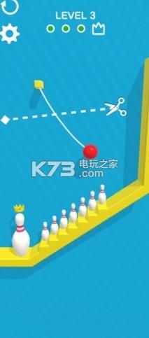 绳索保龄球 v1.4.1 游戏下载 截图