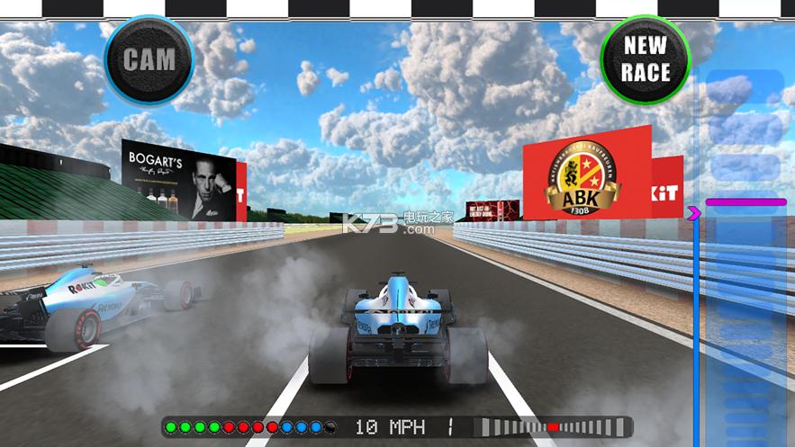 ROK Racer 3D v1.0 游戏下载 截图