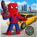 方块蜘蛛侠罪恶都市 v1.0 游戏