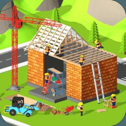 模拟挖掘机建房子游戏下载v1.1