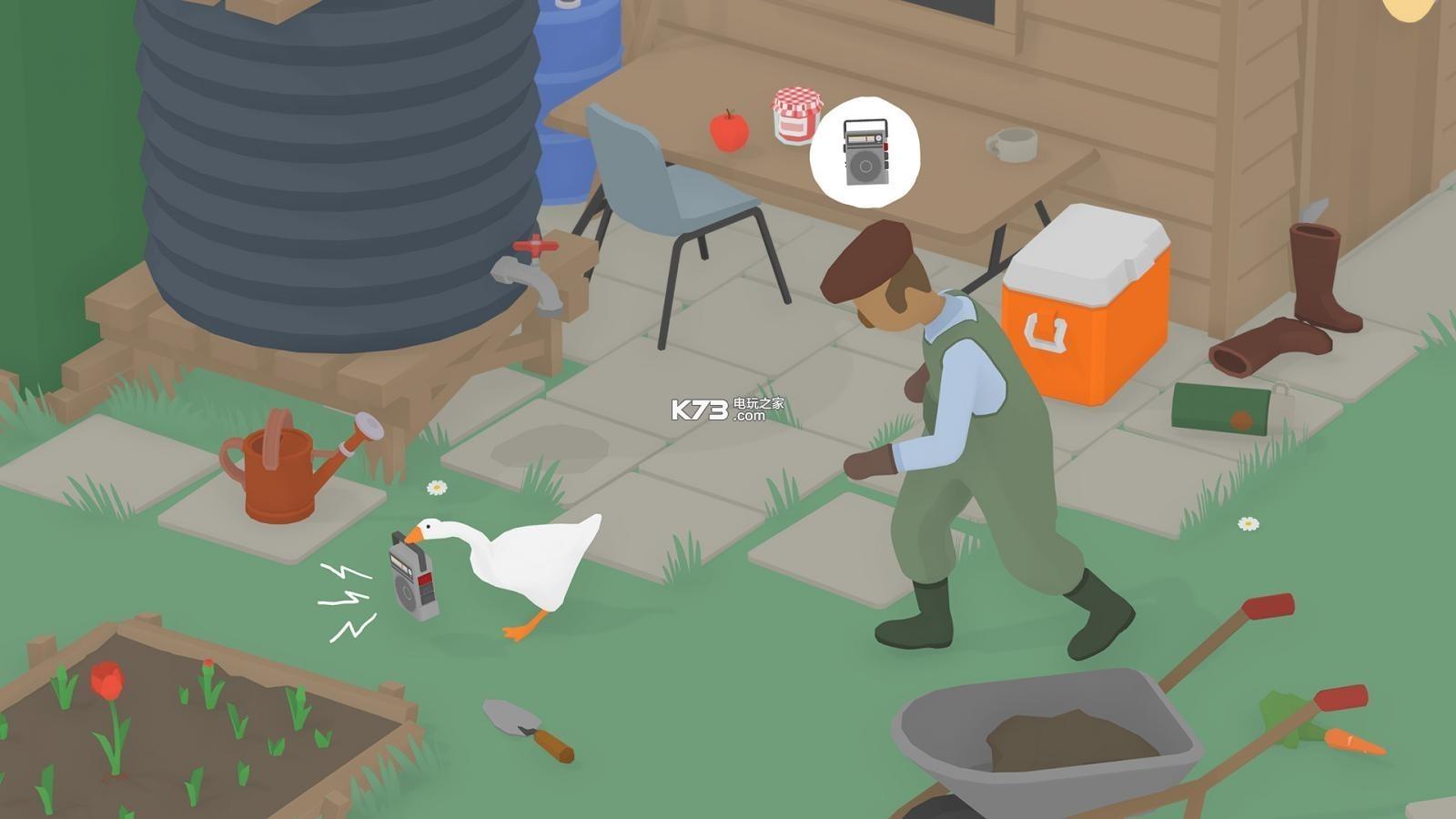 不知名的鵝 游戲下載 截圖