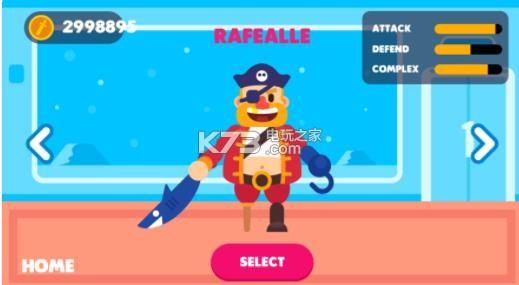 布娃娃斗殴 v1.0 游戏下载 截图