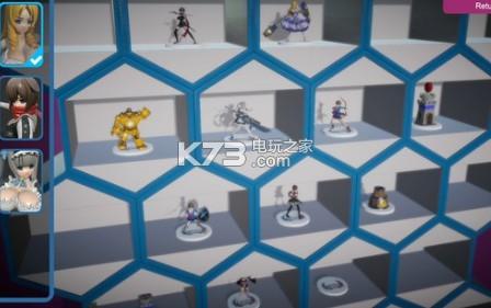 萌娘模拟战 游戏下载 截图