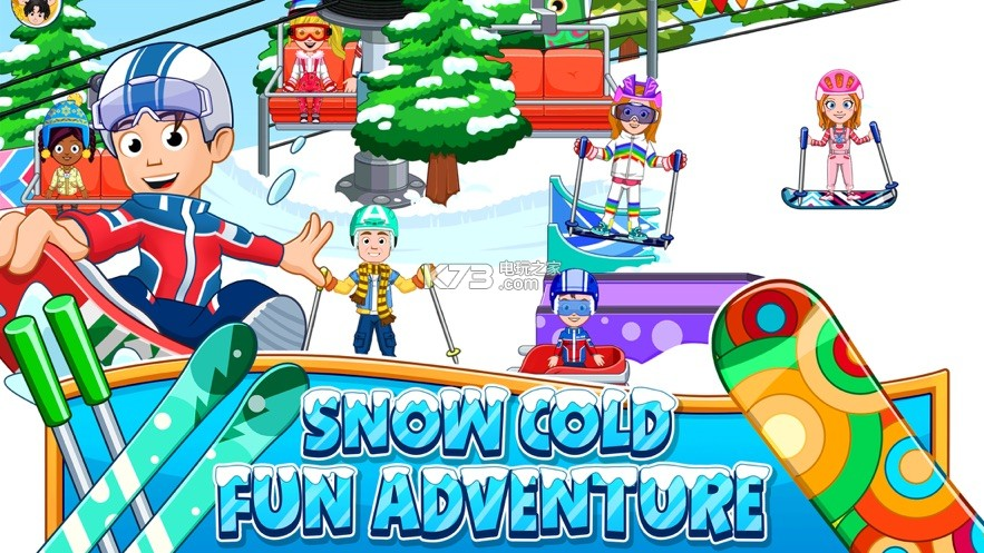 My City Ski Resort v1.02 游戏下载 截图