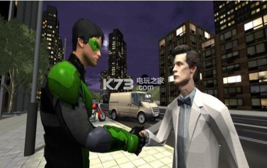 盛大的超级英雄战争 v1.0 游戏下载 截图