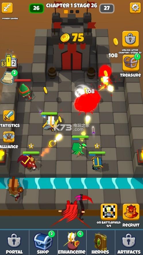 Idle Chess v1.0.0 游戲下載 截圖