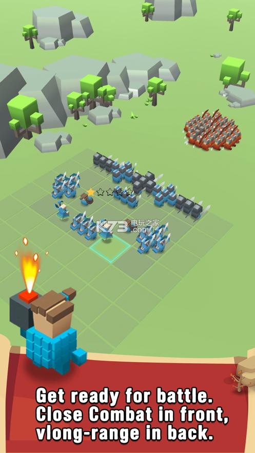 戰爭藝術軍團 v1.0 游戲下載 截圖