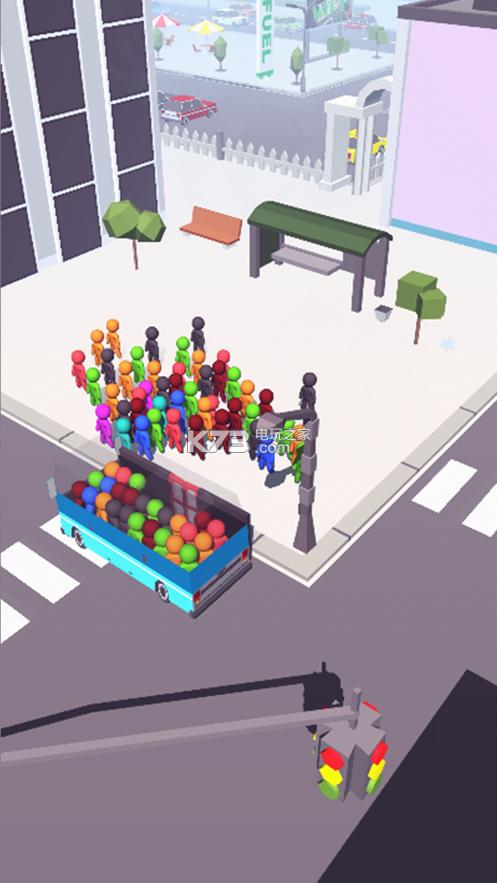 Happy Crowd v1.0 游戲下載 截圖