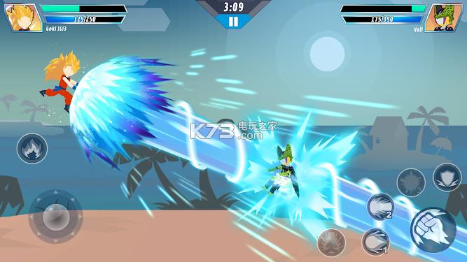 火柴人英雄戰士 v1.1.0 游戲下載 截圖
