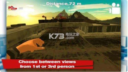 镜面跑酷3D v1.0 游戏下载 截图