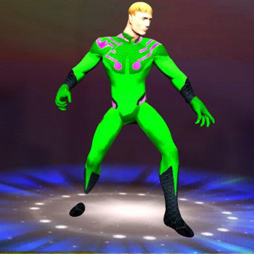 超级英雄战境游戏下载v1.0