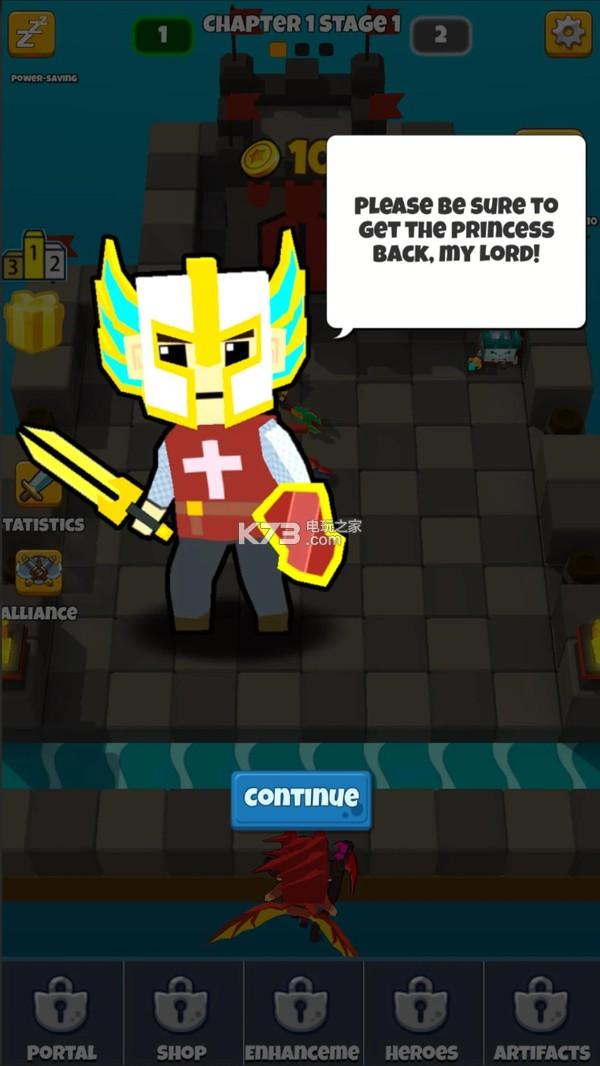 閑置英雄自走棋 v1.0.0 游戲下載 截圖