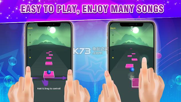 魔术瓷砖跳跃2 v1.0 游戏下载 截图