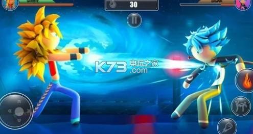 火柴人斗龍英雄 v1.1 游戲下載 截圖
