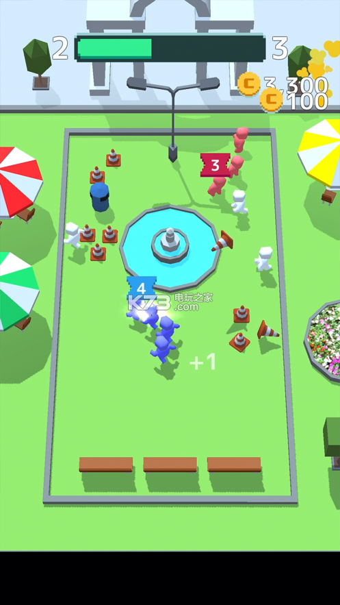 人群沖突3D v1.0 游戲下載 截圖