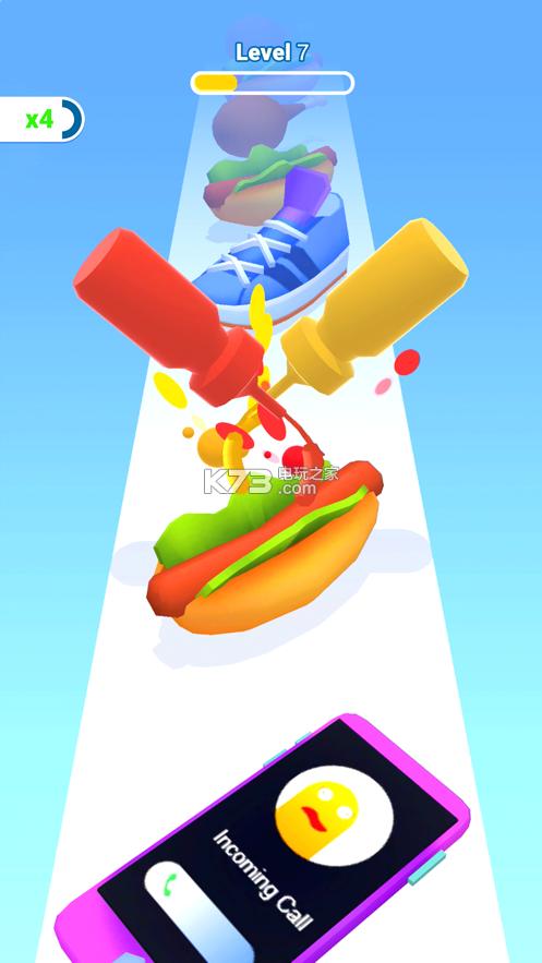 醬汁飛濺 v1.0 游戲下載 截圖