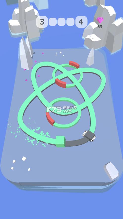 起伏的道路 v1.0 游戲下載 截圖
