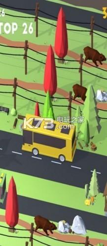 Road Crossing Funny 3D v1.0 游戲下載 截圖