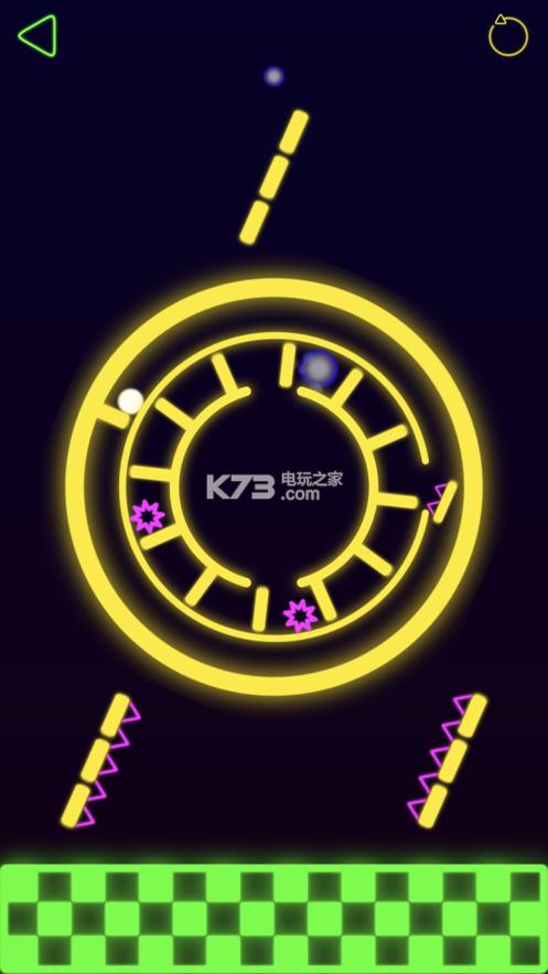 霓虹燈旋轉逃逸 v1.0 游戲下載 截圖