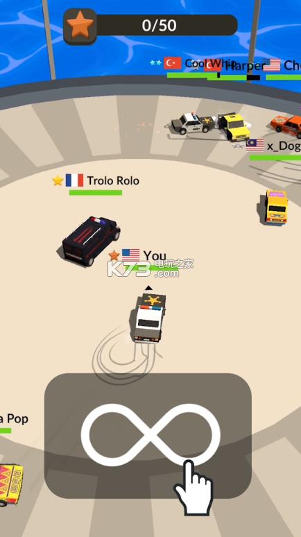 撞車大作戰 v0.9 游戲下載 截圖