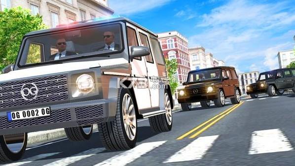 奔馳轎車模擬游戲 v1.22 下載 截圖