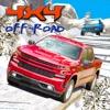 革命雪地吉普车 v1.0 游戏下载
