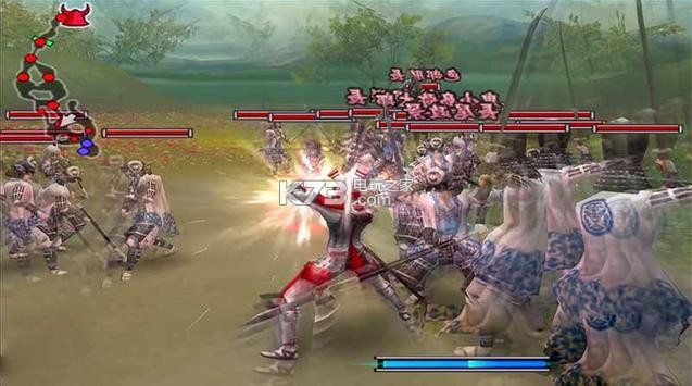 Basara 2英雄穿越2K20 v3.0 安卓版下载 截图