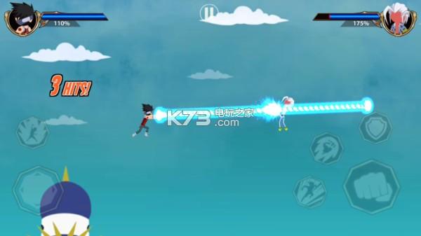 火柴人Z戰斗 v1.0.2 游戲下載 截圖