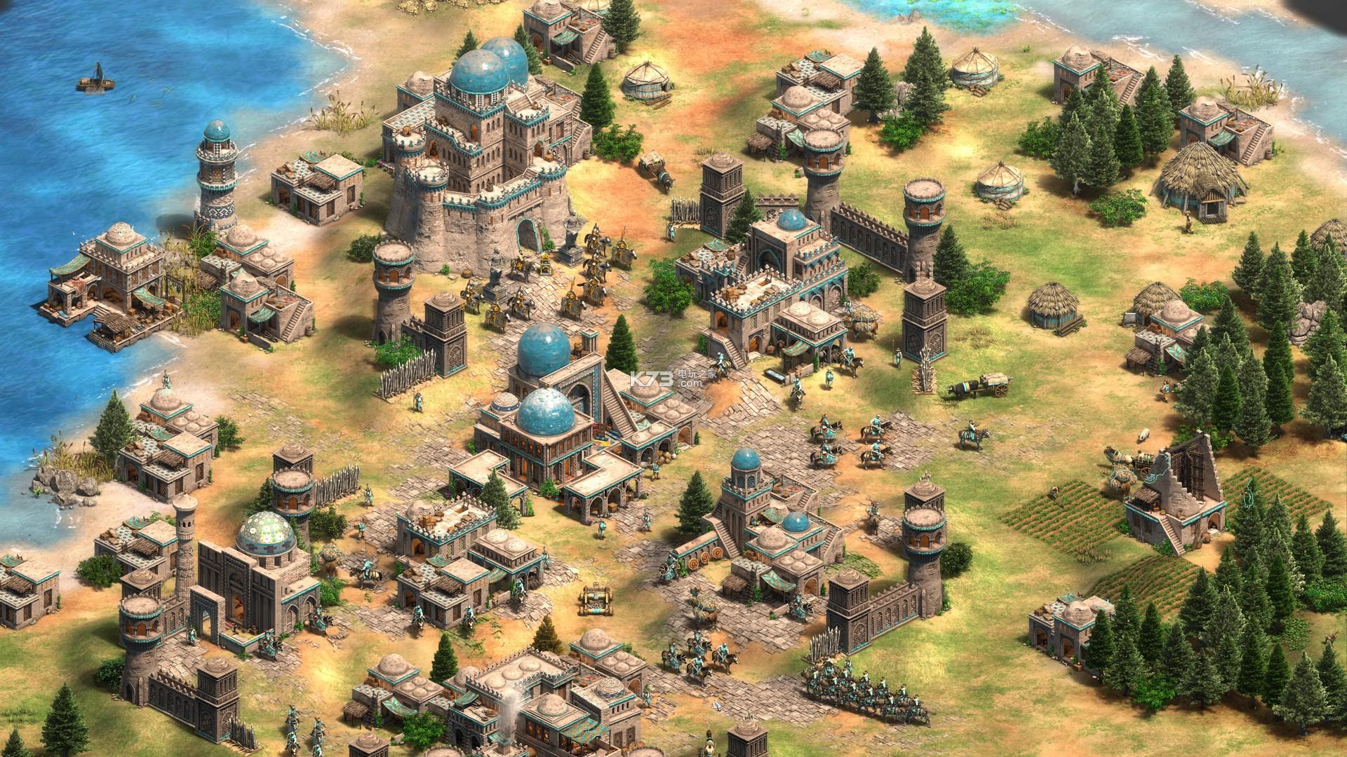 帝國時代2決定版 下載 截圖