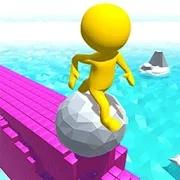 滑輪滾球3D v1.0 游戲下載