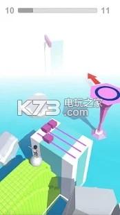 滑輪滾球3D v1.0 游戲下載 截圖