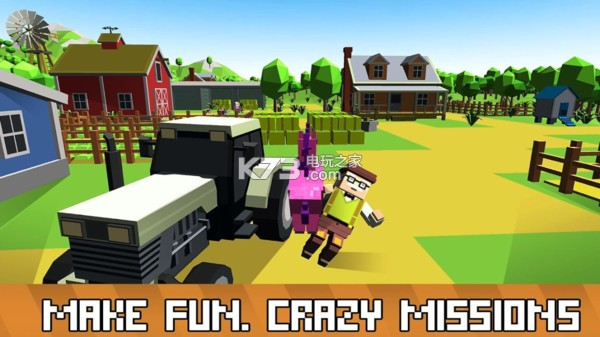 方块小马场3D v1.0 游戏下载 截图