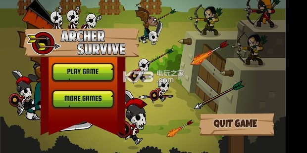Archer Survive v1.0 游戲下載 截圖