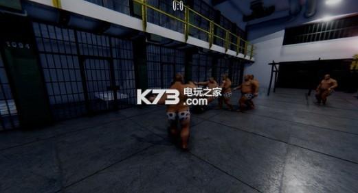 监狱踢足球的游戏 下载 截图