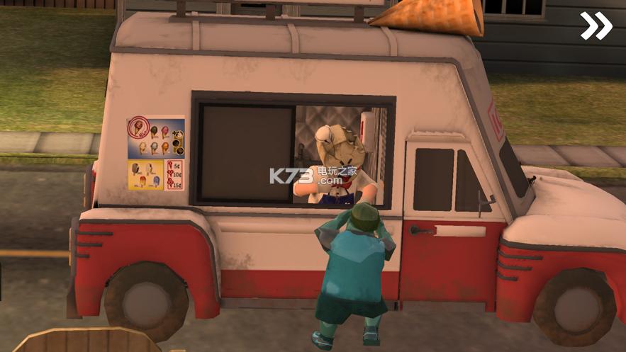 奇怪的冰淇淋先生 v1.1.0 游戲下載 截圖