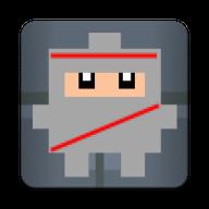 忍者爬墻跳躍 v5 游戲下載