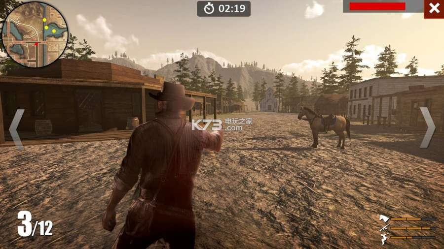 荒野镖客对决 v1.0.1 游戏下载 截图