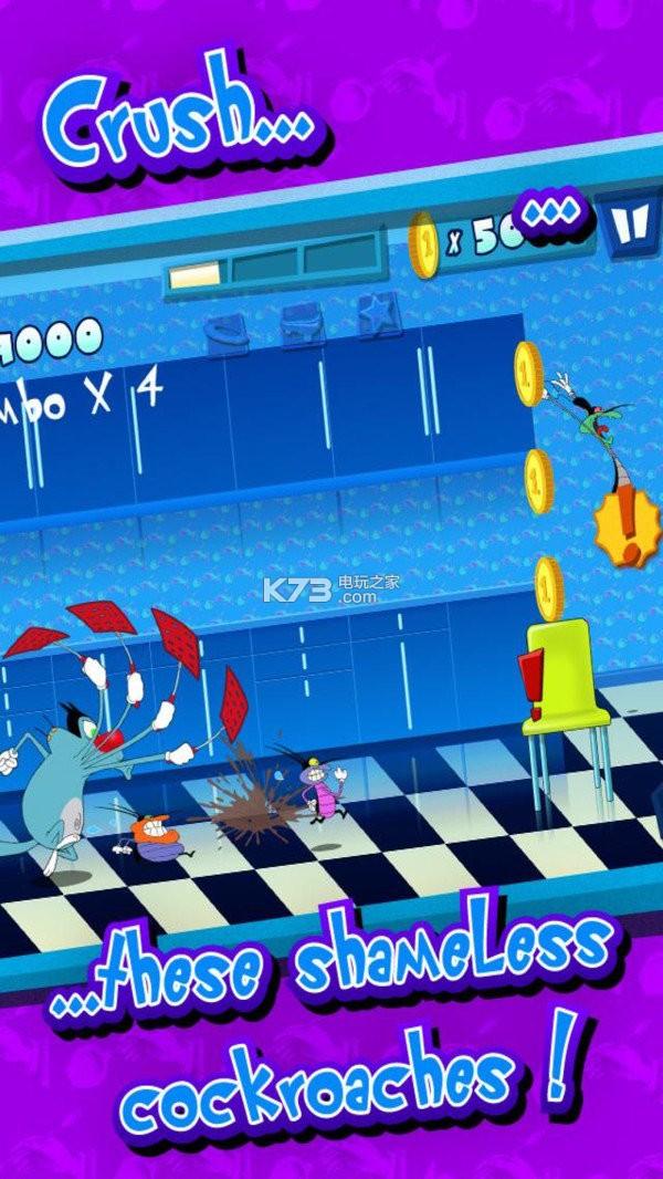 乔伊邪恶的蟑螂 v1.3.1 游戏下载 截图